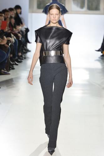 неделя моды в париже 2014