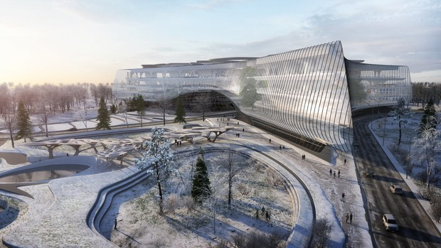 Проекты звезд архитектуры в России (фото 1)