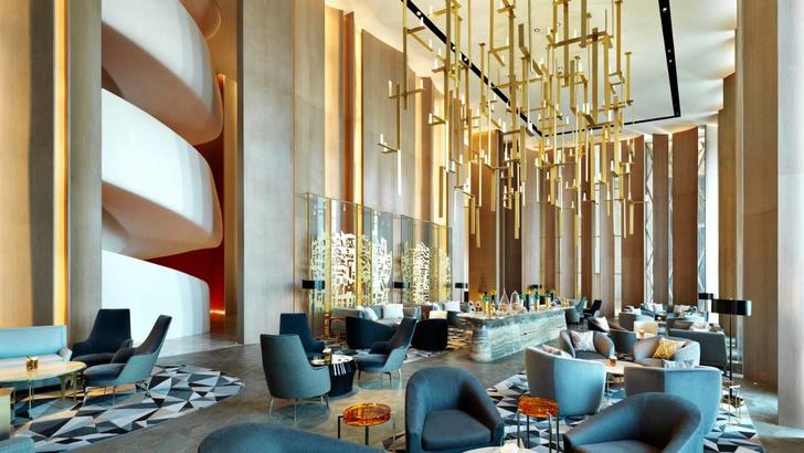 Yabu Pushelberg: отель в Кувейте (фото 0)