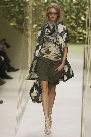Показ Kenzo коллекции сезона Весна-лето 2010 года prêt-à-porter - www.elle.ru - Подиум - фото 122715