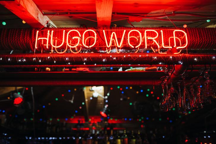 HUGO отметили открытие второго магазина в Москве (фото 1)