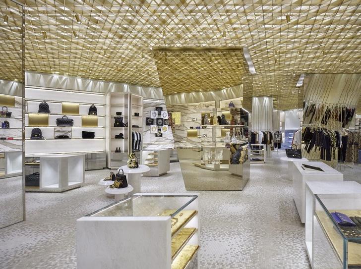 В Майами открылся новый бутик Versace (фото 5)
