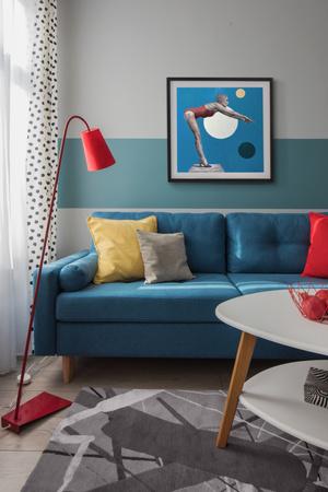 Color blocking: квартира 46 м² под сдачу (фото 4.2)