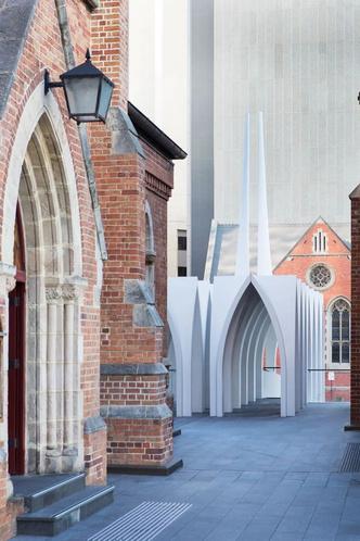Новая школа церковного хора от Palassis Architects (фото 8.1)