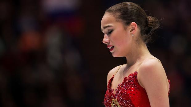 Почему Алина Загитова проиграла на Чемпионате мира после триумфа на Олимпиаде? (фото 8)