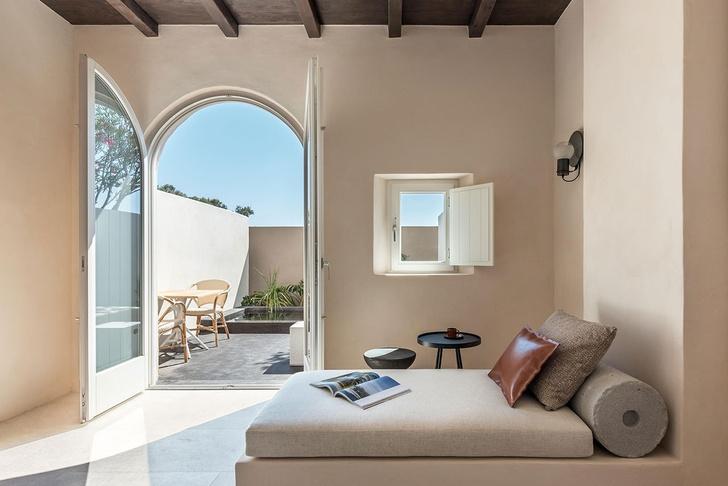 Новый бутик-отель ISTORIA на Санторини (фото 3)