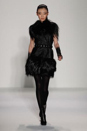 Показы мод Joanna Mastroianni Осень-зима 2013-2014 | Подиум на ELLE - Подиум - фото 839