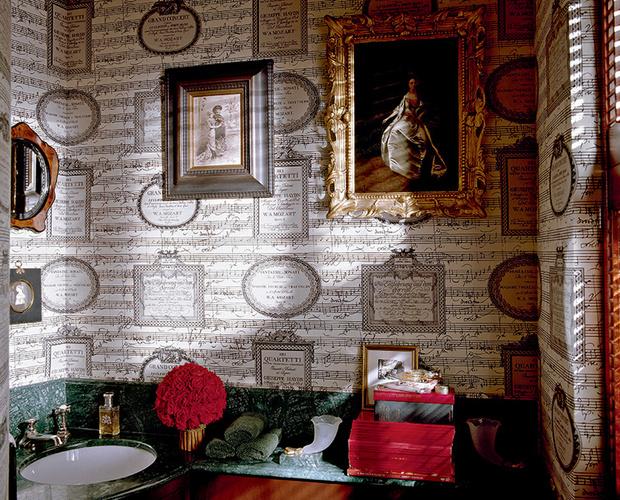 Отель Mandeville (Лондон), дизайнер Стивен Райн.