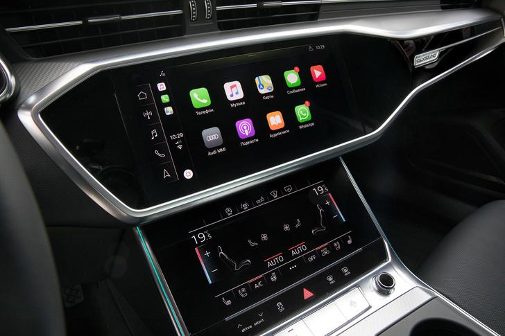 Апгрейд в бизнес-классе: 10 преимуществ нового Audi A6 (фото 1)