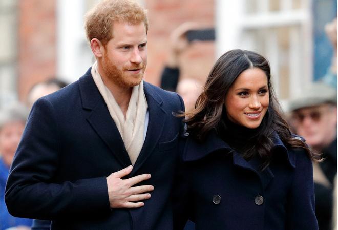 Елизавета II cделала Меган Маркл и принцу Гарри щедрый свадебный подарок (фото 3)