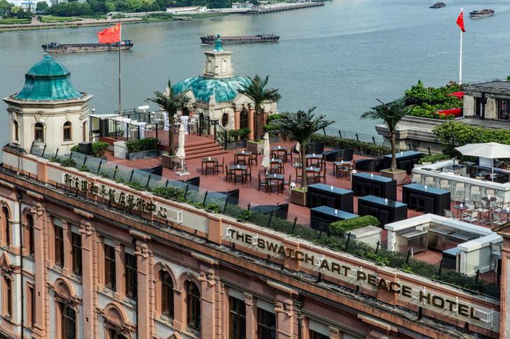 Oriental look: отели для влюбленных в Восток (фото 14)