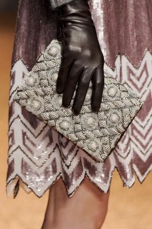 Показ Laura Biagiotti коллекции сезона Осень-зима 2012-2013 года prêt-à-porter - www.elle.ru - Подиум - фото 368474