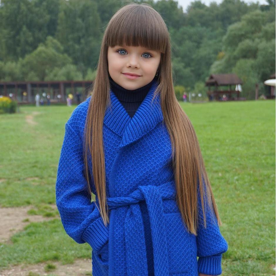 Названо имя самой красивой девочки в мире (фото 4)