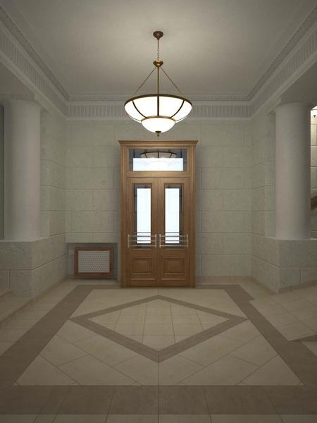 В мае открывается главный вход в Парк Горького   галерея [1] фото [10]