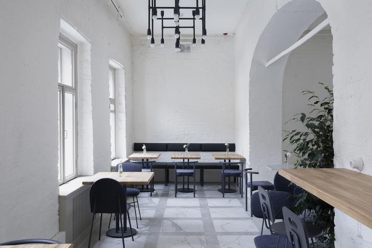 «Ладо»: новый дизайнерский бар в центре Москвы (фото 0)
