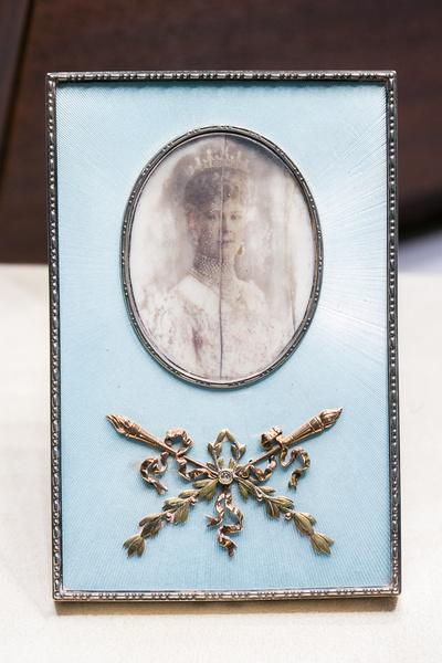 Выставка «Возвращенная история» в Музее Фаберже   галерея [1] фото [9]