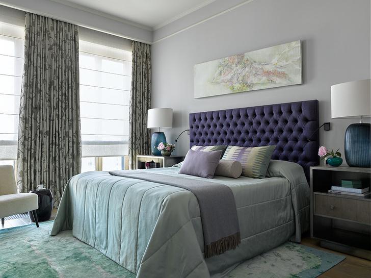 Декор спальни: 15 универсальных советов (фото 32)