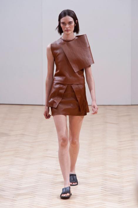 JW Anderson на Неделе моды в Лондоне