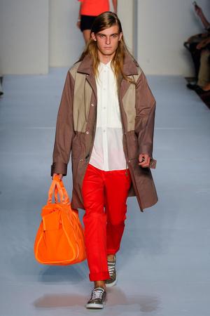 Показы мод Marc by Marc Jacobs Весна-лето 2012 | Подиум на ELLE - Подиум - фото 2024