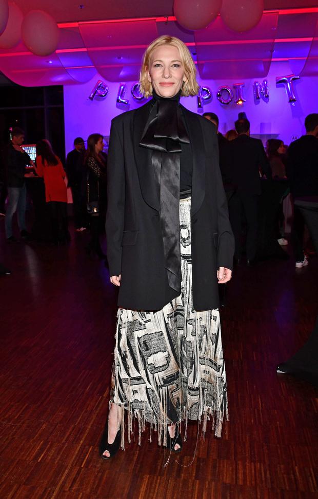 Еще один ретро-образ Кейт Бланшетт (фото 1)
