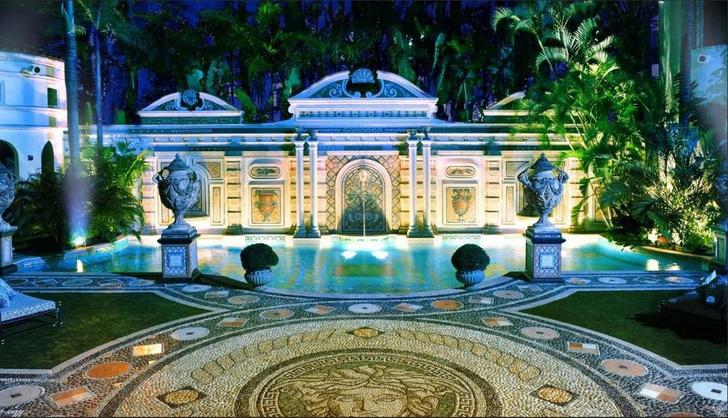 Дом Джанни Версаче: самый печально известный отель (фото 6)