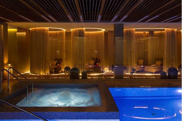 Chavana Spa в Hilton Double Tree