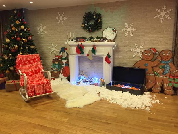 Новогодние вечеринки для детей и их родителей