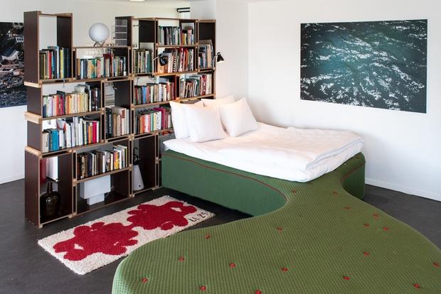 Sweets Hotel: отель в домах смотрителей мостов в Амстердаме (фото 8)