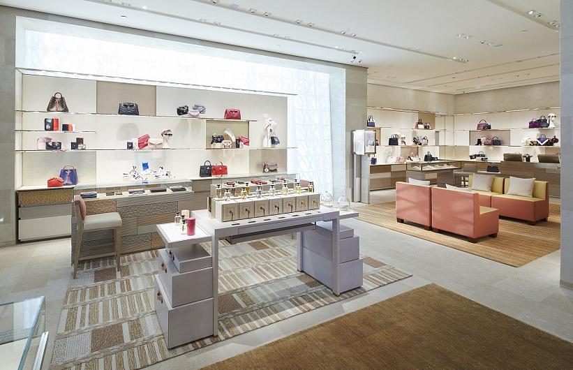 Коллекция Objets Nomades в новом бутике Louis Vuitton (галерея 5, фото 1)