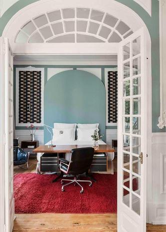 Яркий отель Casa Fortunato в Лиссабоне (фото 9.2)