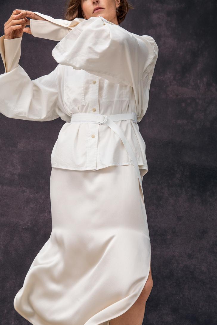 Инструкция: 5 свежих способов носить белоснежные вещи (фото 4)