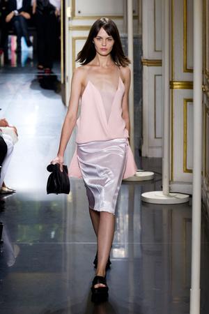 Показы мод Celine Весна-лето 2013 | Подиум на ELLE - Подиум - фото 1011