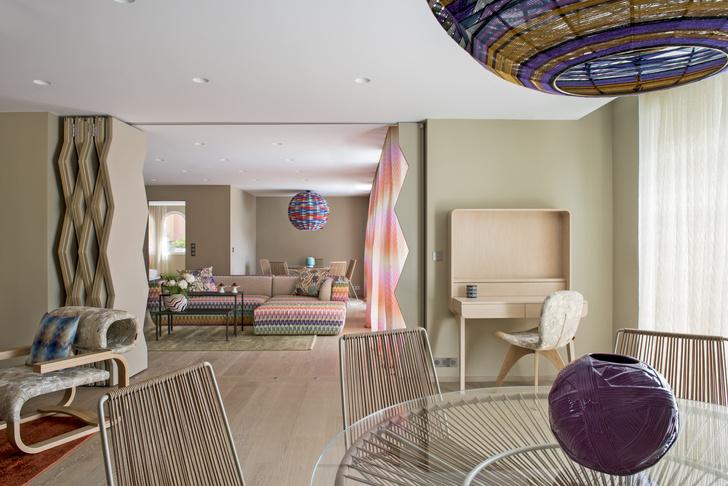 Дизайнерский сьют Missoni Home в Сен-Тропе (фото 7)