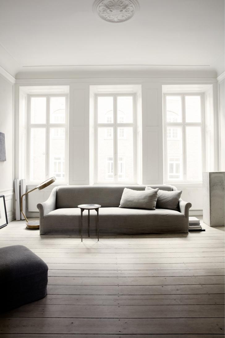 Туманное будущее: квартира в Копенгагене (фото 2)