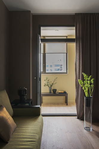 Уютный минимализм: московская квартира 150 м²