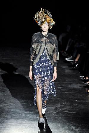 Показы мод Junya Watanabe Весна-лето 2012 | Подиум на ELLE - Подиум - фото 1814