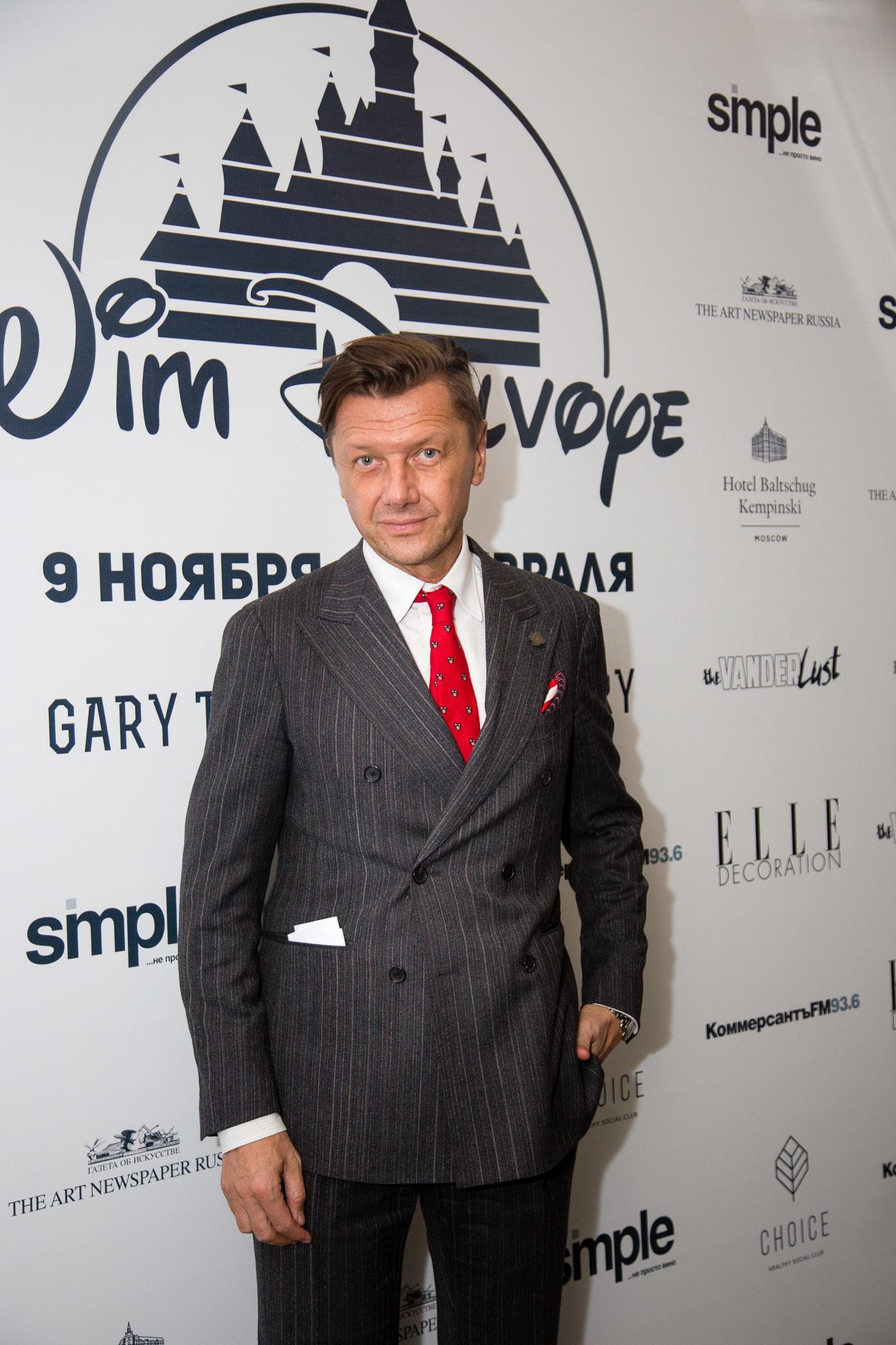 Предпоказ выставки Вима Дельвуа в Москве (галерея 2, фото 2)