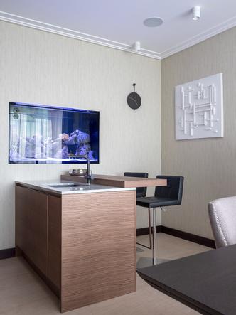 Квартира 110 м² в жилом комплексе класса премиум в Москве (фото 8.2)