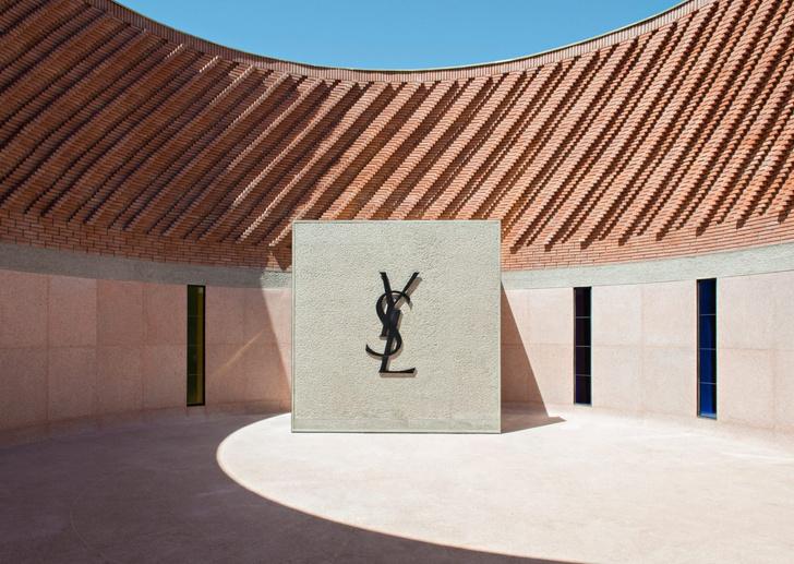 Музей Ива Сен Лорана открылся в Марракеше фото [1]