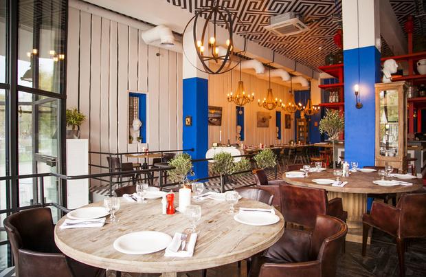 Собачье дело: 10 ресторанов Москвы, в которые стоит идти с собакой (фото 10)