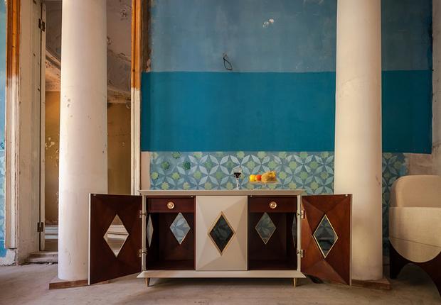 Русское богатство: коллекция мебели Марии Цыпляевой (фото 10)