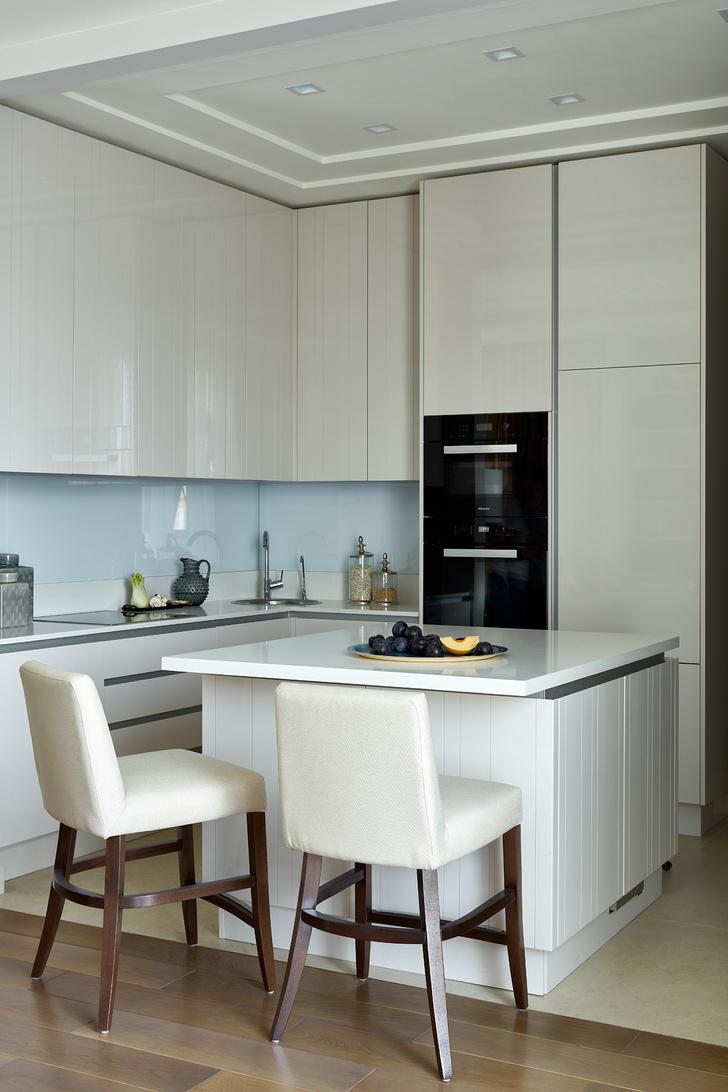 Квартира 110 кв м по проекту бюро BEinDESIGN (фото 6)