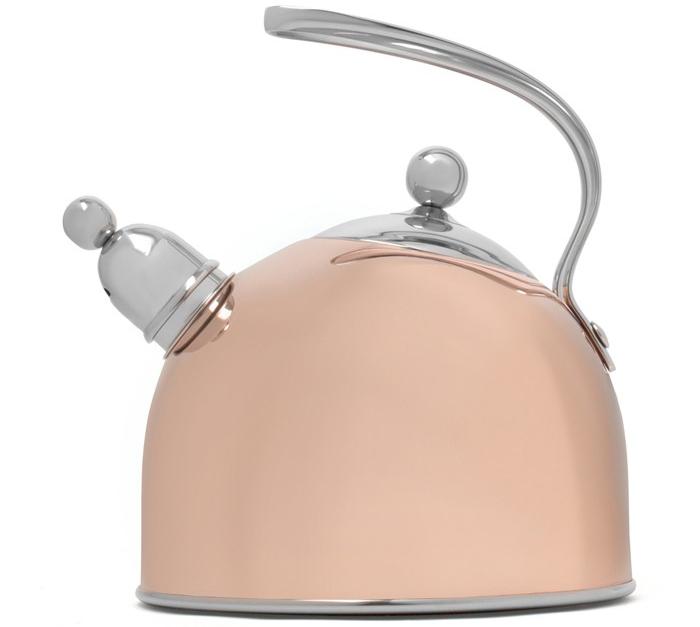 Топ-10. Чайники со свистком для стильной кухни (фото 0)