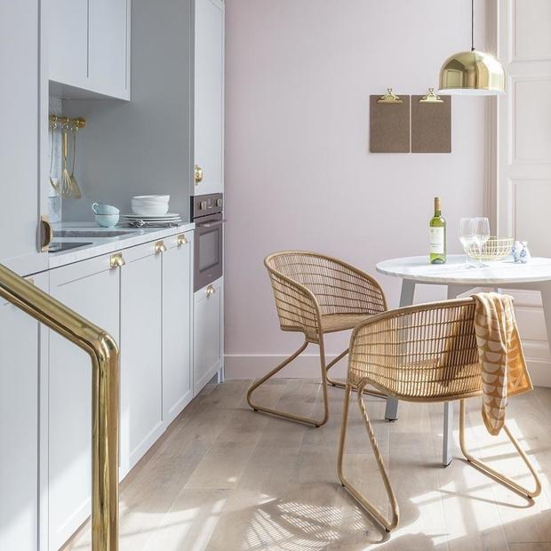 Маленькая кухня-столовая: 12 практичных советов (фото 8)