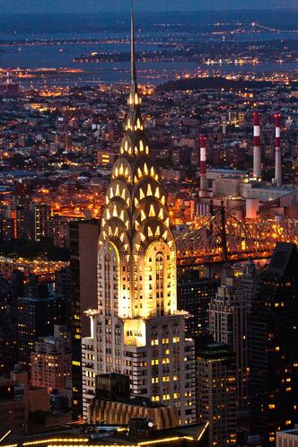 В Нью-Йорке продается легендарный небоскреб Chrysler Building (фото 2.2)