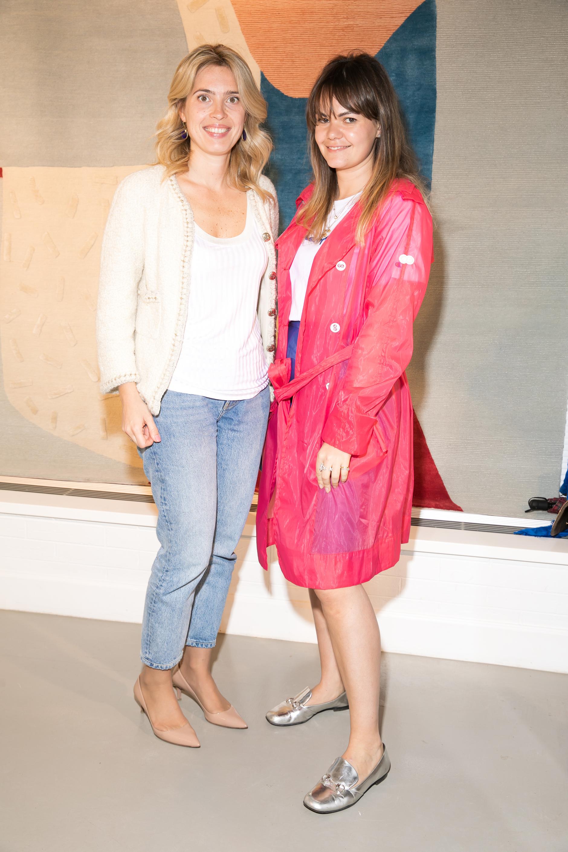 Презентация коллекции ковров Angelina Askeri x Tapis Rouge (галерея 1, фото 8)