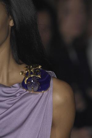 Показ Gucci коллекции сезона Весна-лето 2009 года Prêt-à-porter - www.elle.ru - Подиум - фото 82075