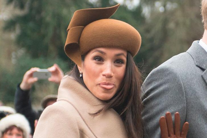 20 фото, доказывающих, что Меган Маркл — самая непосредственная из монарших особ (фото 1)