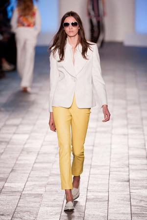 Показы мод Paul Smith Весна-лето 2014 | Подиум на ELLE - Подиум - фото 3589