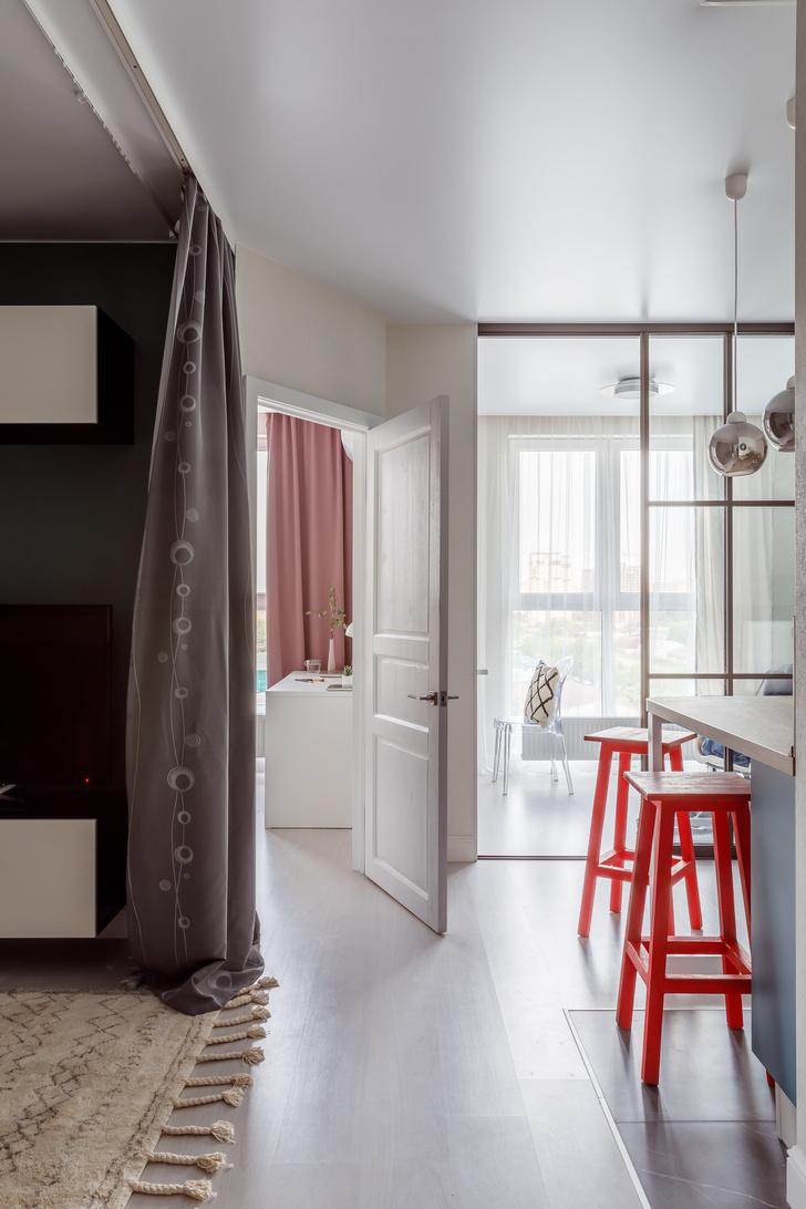 Квартира в Краснодаре (фото 8)